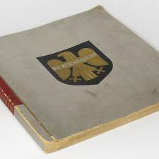 Reichswehr Cigarette Card Album w/280c. German Military Uniforms Army Reichsheer