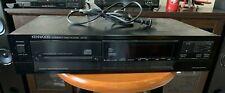 Kenwood Dp-57 Compact Disc Player Single Digital Audio Cd Player Model w/Box