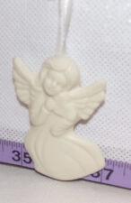 12 CHRISTMAS ORNAMENT  PORCELAIN ANGEL, RELIGIOUS, DECORATION