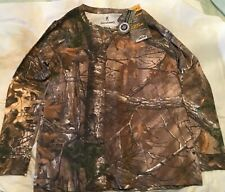 BROWNING REALTREE LADIES WASATCH LONG SLEEVE T-SHIRT CAMO XL NEW WITH TAGS NWT