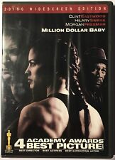 Million Dollar Baby (Dvd, 2005, 2-Disc Set, Widescreen) Watched Once