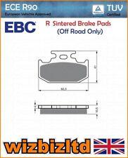 EBC Pastillas De Freno Trasero pesado deber Yamaha DT 230 (4TP1/2) 97-98 FA152/2R lanza