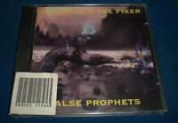 False Prophets Mentallo & The Fixer~NEW~1997 German Import Industrial Electro CD