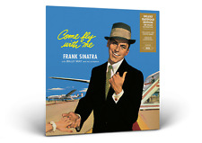 Frank Sinatra Come Fly With Me - NEW SEALED 180g Gatefold import
