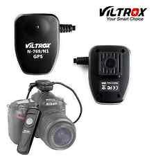 Viltrox GPS Receiver Geotag Remotes for Nikon D4 D810 D810A D800 D800E Camera