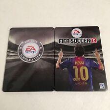 Fifa Soccer 13 Steelbook Microsoft Xbox 360 Steel Case Fast Shipping Worldwide!!