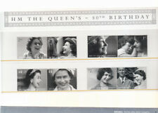 2006 QUEENS 80TH PRESENTATION PACK NUMBER 383