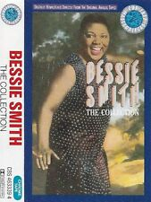 Bessie Smith The Collection CASSETTE ALBUM BLUES JAZZ DIGITALLY REMASTERED