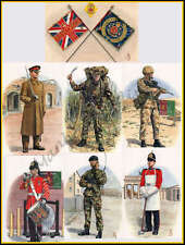 Corps & Regiments