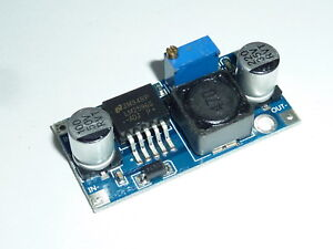 LM2596 / LM2596HV / XL7015 DC - DC voltage reducing regulating modules