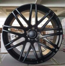 """Mercedes Benz GL GLS  WHEELS 22"""" inch RIMS R22 X166 GL500 GL63 BLACK B-style"""