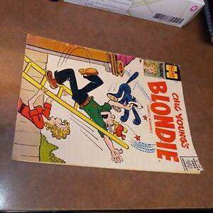 BLONDIE COMICS MONTHLY BY CHIC YOUNG #94 September 1956 HARVEY COMICS silver age