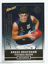 2014 Future Force All Australian (AA6) Angus BRAYSHAW Melbourne
