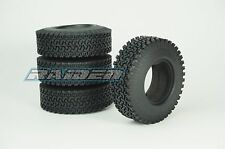 Raidenracing 1/10 1.9 96mm Rock crawler Truck Tires RT05 for SCX10 CC01 D90 4pcs