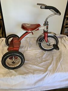 60's Vintage Murray Tricycle Double Step Ball Bearing Wheels~ Tested & Rideable!