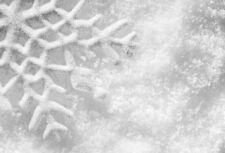 Vinyl Photo Backdrops Winter Snowflake Photography Background Studio Props 7x5FT