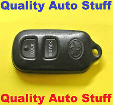 2001-2007 Toyota Keyless Entry Remote Fob HYQ12BAN Three 3 Buttons 89742-20200