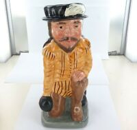 .HUGE ROYAL DOULTON TOBY JUG. SIR FRANCIS DRAKE D6660.