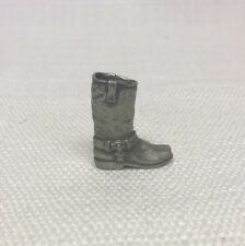 (E1) 1997 Harley Davidson Monopoly Replacement Pewter Boot Token Game Pc