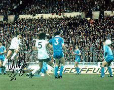 Glenn HODDLE SIGNED Autograph 10x8 Photo D AFTAL COA Tottenham Hotspurs SPURS