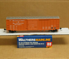 Walthers 910-2148 HO Moscow Camden 50' ACF Exterior Post Boxcar #6123