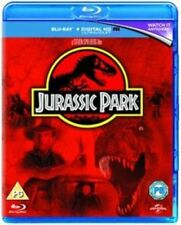 Jurassic Park Blu-ray UV Copy 1993 DVD Region 2