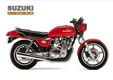 SUZUKI GSX1100 GS1150E GS1100E  SERVICE ,Owner's  & Parts Manual CD