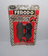 Ferodo Pastillas De Freno Suzuki LT-F500 & LT-A500 lado derecho parte frontal 631R FDB