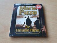 The Fortunate Pilgrim Mario Puzo CD Audiobook Brand New & Sealed Godfather