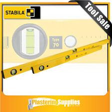 Stabila Level  Set  Type 70/200/120 2 Piece 200cm & 120cm Box Level Pack