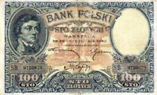 05 Poland / Polen P57 100 Zlotych 1919