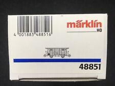 MÄRKLIN 48851 WAGON MARCHANDISES.