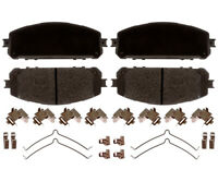 Disc Brake Pad Set-R-Line; Ceramic Front Raybestos fits 14-19 Jeep Cherokee