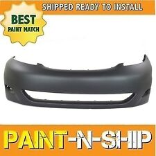 Fits; 2006 2007 2008 2009 2010 Toyota Sienna W/O SNSR Front Bumper Painted