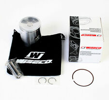KAWASAKI KX125 KX 125 WISECO PISTON KIT 57MM 1MM OVER BORE 1988-1989 SINGLE RING