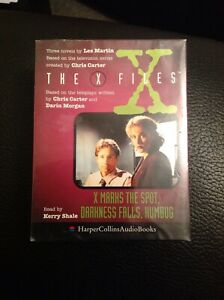 Audio Tapes The X Files Three Story Tapes BN