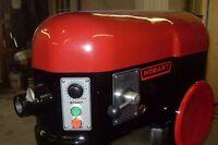 Hobart 60 qt Mixer H600 with bowl, paddle, dough hook & 220 volt 3 phase 1.1/2hp