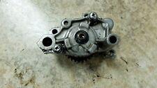 87 Honda TXR 250 TRX250 Fourtrax engine oil pump