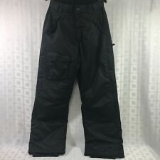 "PULSE Size S (Waist 30""-34"") Ski Snow Pants Lined Insulated 3 Pockets Polyester"