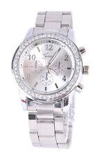 Mechanische (Handaufzug) Armbanduhren aus Edelstahl