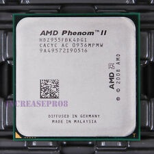 AMD Phenom II X4 955 HDZ955FBK4DGI CPU Processor 667 MHz 3.2 GHz Socket AM3