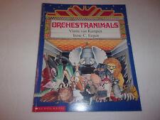 Orchestranimals (Vlasta van Kampen)    (Paperback;VGCond)