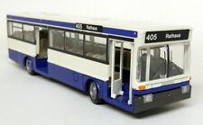 NZG 1/50 Scale - 255 Mercedes Benz O 405 Standard Linienbus Diecast Model Bus