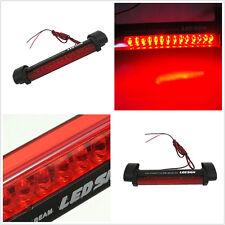 Red 14 LED Car Rear Windshield High Mount 3RD Brake Stop Lamp Warning Tail Light