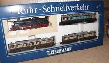 K26 Fleischmann 4887 Zugset Ruhr Schnellverkehr Tenderlok BR 78  254 DRG