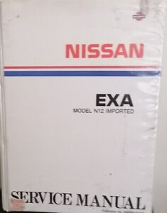 Nissan EXA N12 Imported Model with E13 & E15 Engines  with MPN SM2EN1B1GO