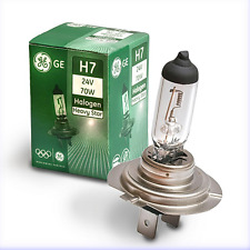 GE H7 24V Heavy Star - heavy duty long life 2st. Set 58521HDLU