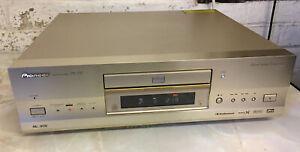 Pioneer DV-737-DVD-Player Champagne - Pure Cinema Progressive Audiophile