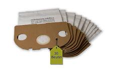 30 Staubsaugerbeutel Filtertüten Beutel geeignet für Vorwerk Tiger 250, 251, 252