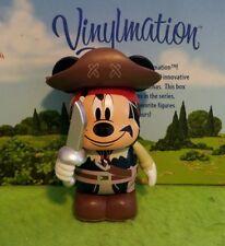 """Disney Vinylmation 3"""" Park Set 1 Pirates of Caribbean Mickey Mouse Jack Sparrow"""